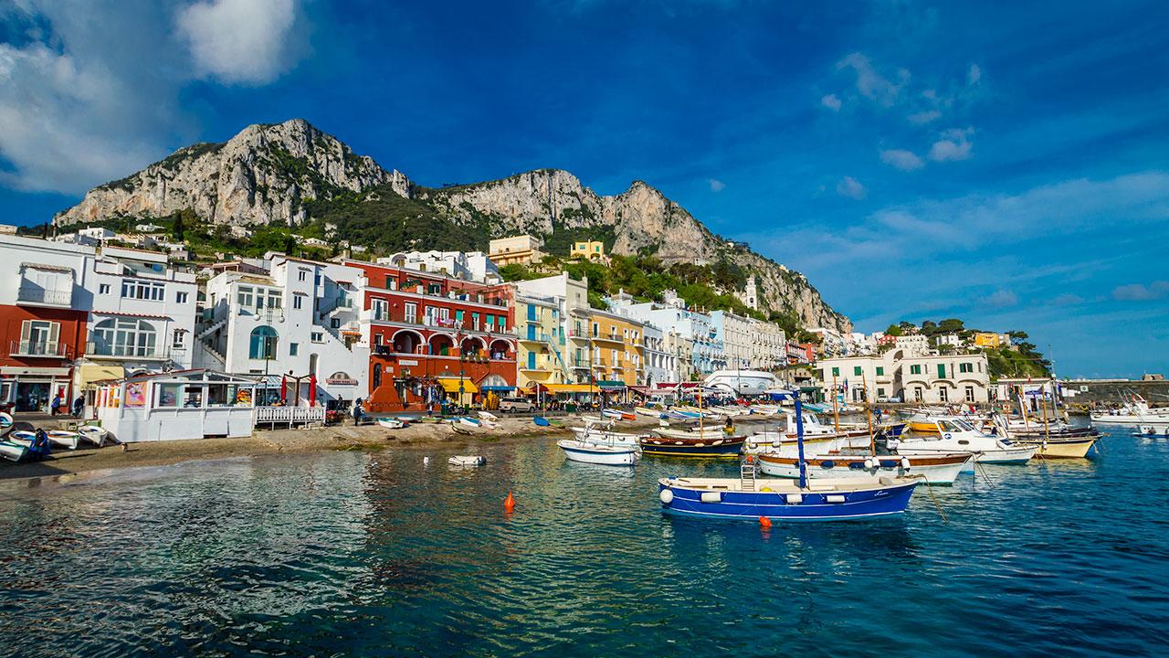 Weekend a Capri con i bambini: cosa fare e cosa vedere