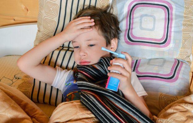 raffreddore in estate