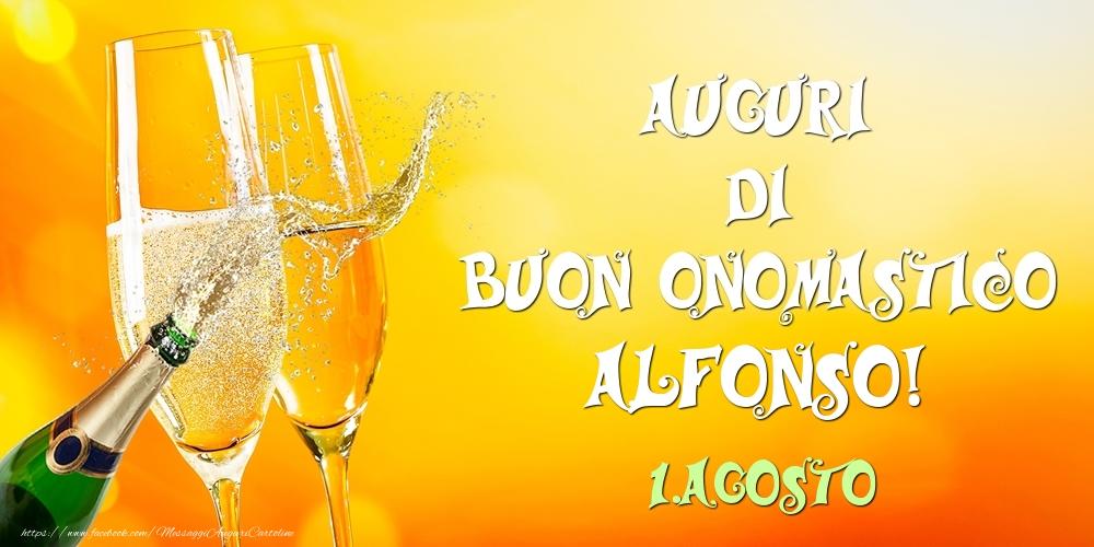 Sant' Alfonso: quando si festeggia l'onomastico? Significato del nome, frasi e immagini da inviare