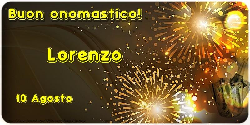 San Lorenzo: quando si festeggia l'onomastico? Significato del nome, frasi e immagini da inviare