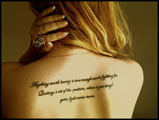 Frasi da tatuare dedicate ai figli: le più belle