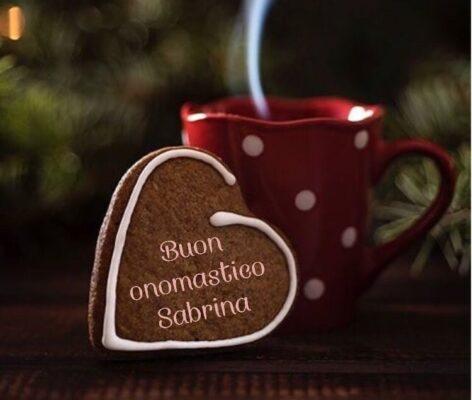 Santa Sabrina onomastico