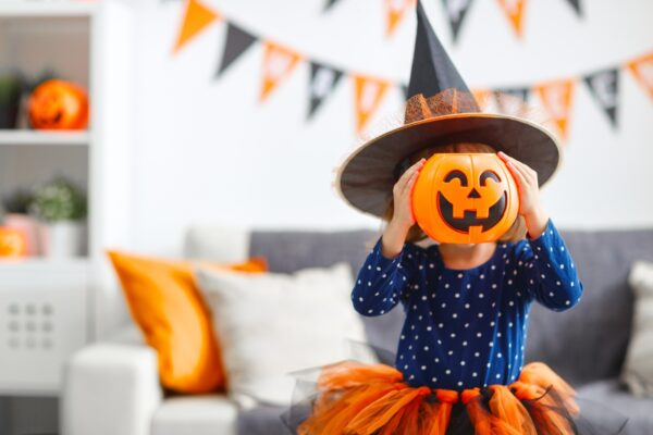 festa halloween bambini