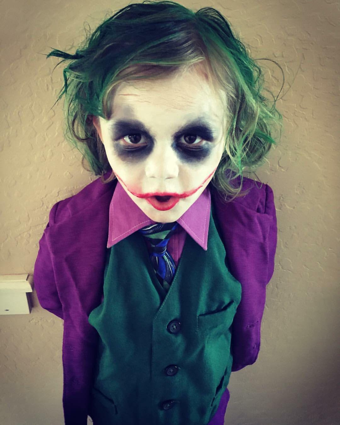 Trucco Joker Halloween per bambini: com'è possibile realizzarlo