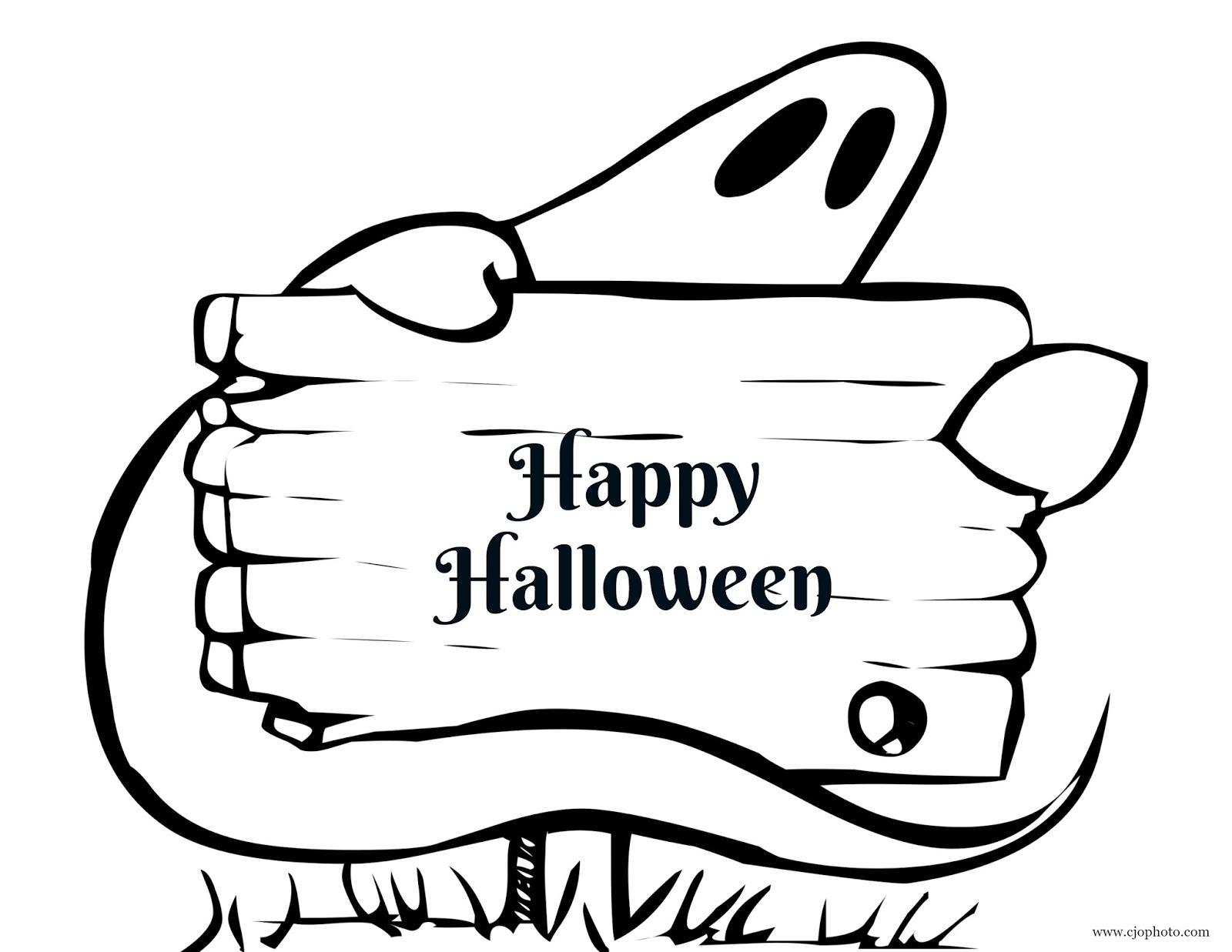 Fantasmi da colorare Halloween: tante immagini da stampare