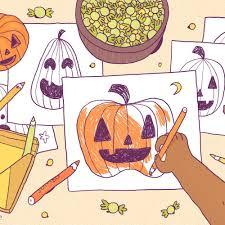 Disegni di Halloween da colorare: ecco i più belli