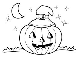 immagini di halloween da colorare