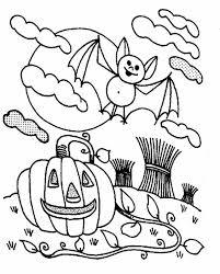 disegni da colorare halloween
