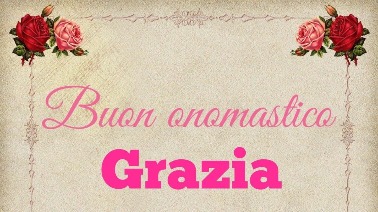 Santa Grazia: quando si festeggia l'onomastico? Significato del nome, frasi e immagini da inviare