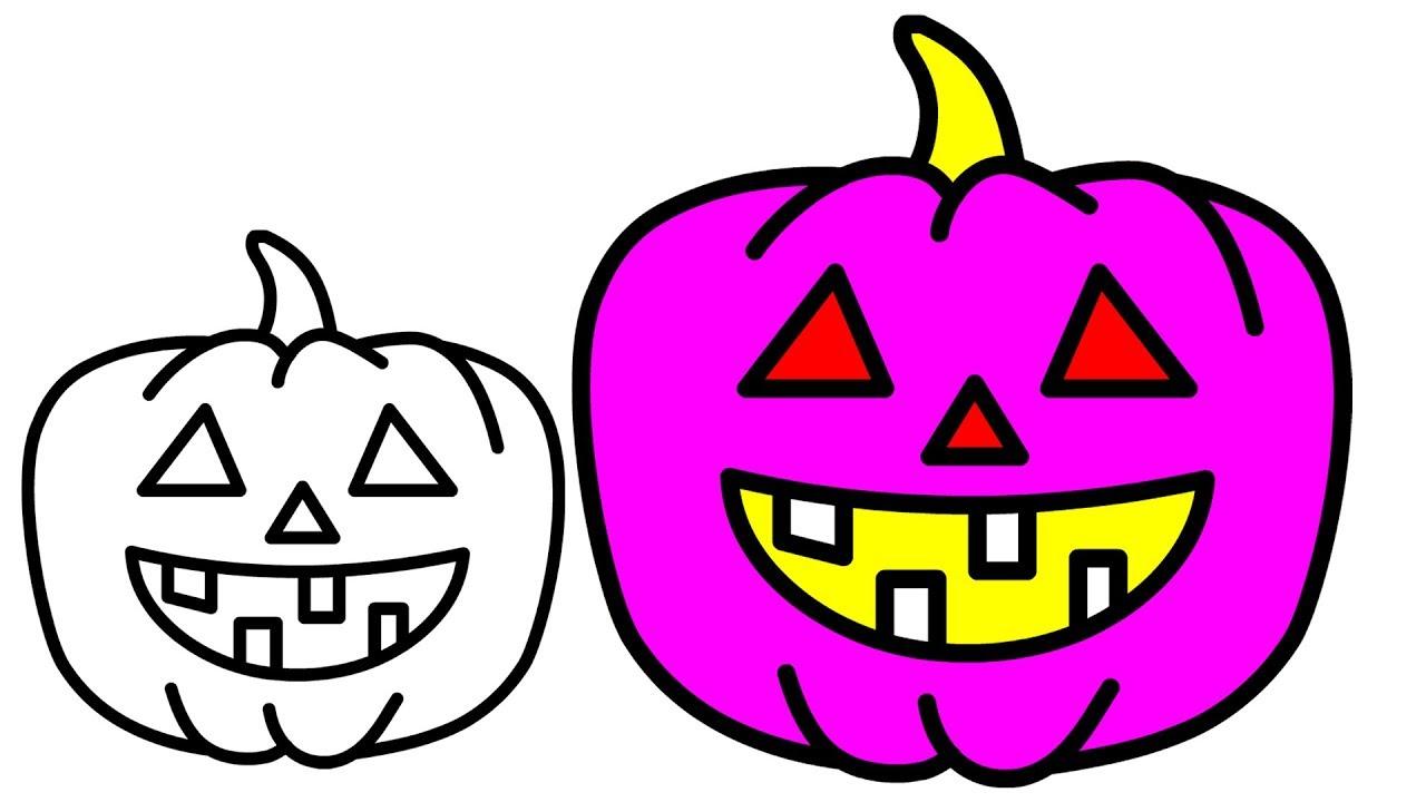 Zucche da colorare Halloween: tante foto da stampare