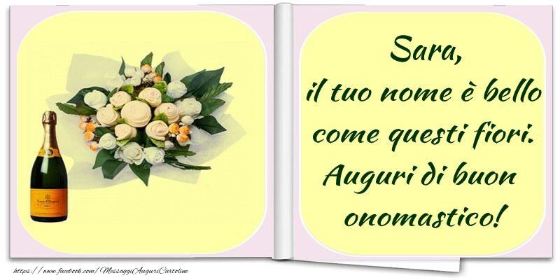 Santa Sara: quando si festeggia l'onomastico? Significato del nome, frasi e immagini da inviare