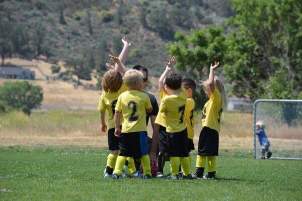 sport bambini e sport