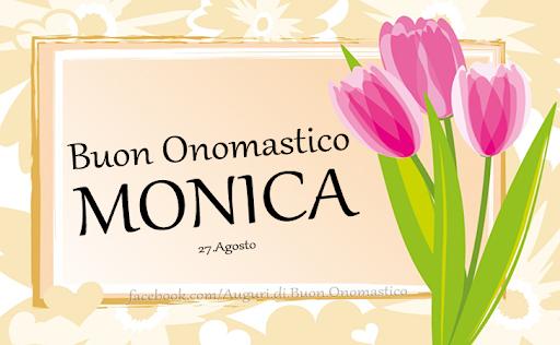santa monica onomastico
