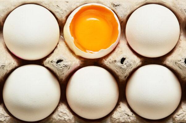 Come pastorizzare le uova a bagnomaria