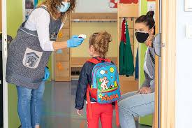 Termometri per bambini: per misurare la febbre prima di entrare a scuola