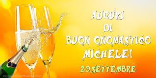 S.Michele Arcangelo onomastico 29 settembre