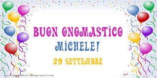 San Michele s. michela onomastico: quando si festeggia?