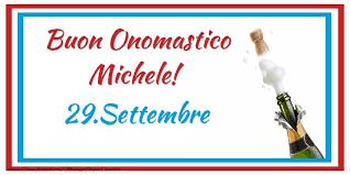 San Michele onomastico: quando si festeggia?