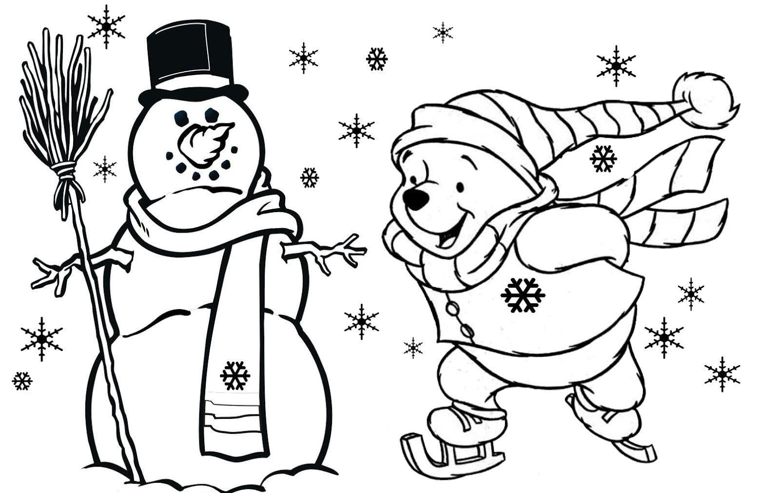 Disegni di Natale da stampare e colorare: ecco i più belli