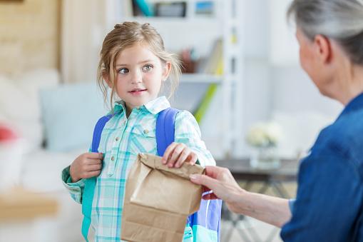 Merende per la scuola: ricette salutari e veloci per i bambini