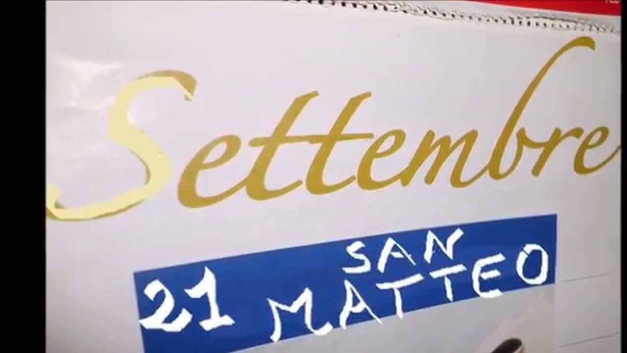 San Matteo: quando si festeggia l'onomastico? Significato del nome, frasi e immagini da inviare