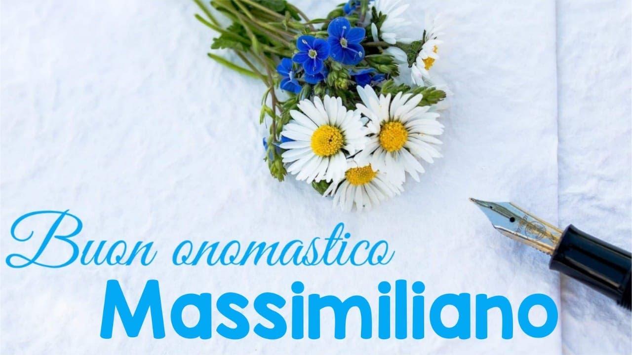 San Massimiliano onomastico: quando si festeggia? Significato del nome, frasi e immagini da inviare