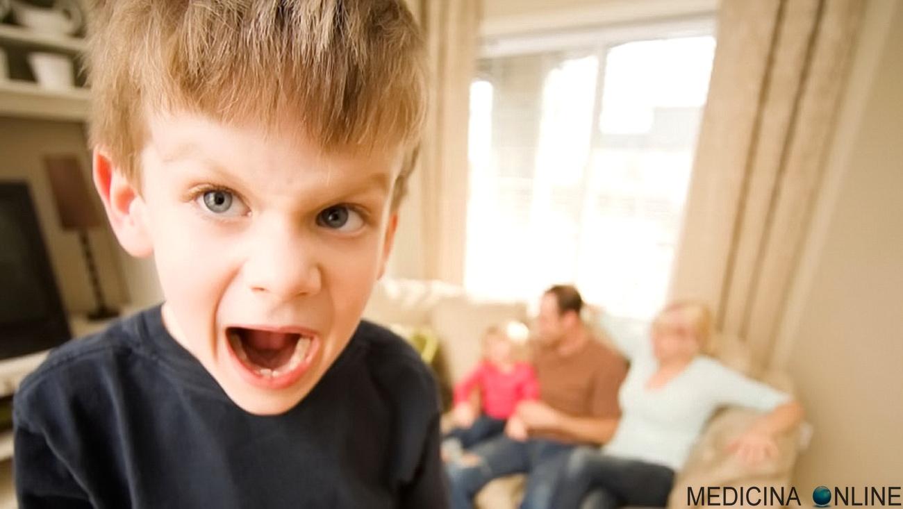 Iperattività bambini: le cause e gli interventi da effettuare