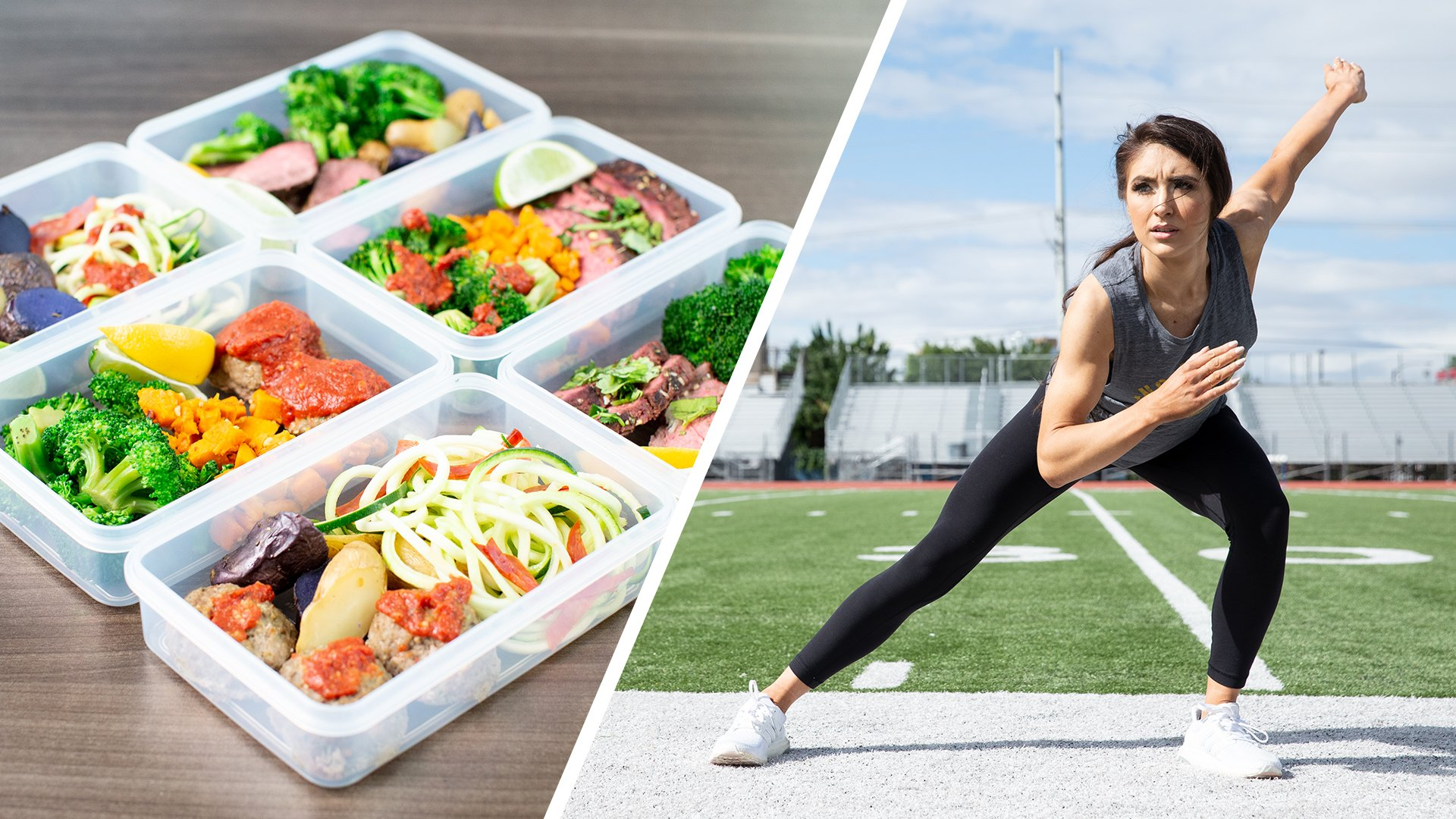 Attività fisica e alimentazione: 4 consigli utili affinché siano efficaci