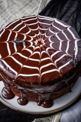torta di halloween dolci per halloween