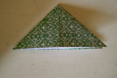 stelle di natale di carta origami