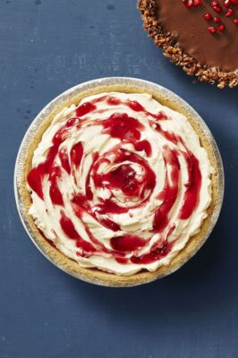 ricette natale cheesecake