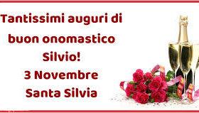 onomastico silvia san silvia  onomastico 3 novembre