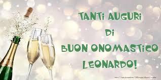 onomastico 6 novembre San Leonardo