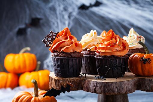 Muffin Halloween: ricetta e come realizzarli
