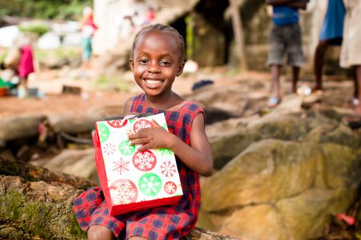Natale nel mond da spiegare ai bambini: ecco come si festeggia in Africa