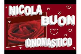 Onomastico 6 Dicembre San Nicola s.nicola san nicolas