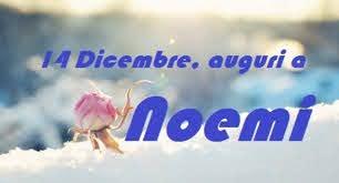 onomastico 14 dicembre onomastico noemi