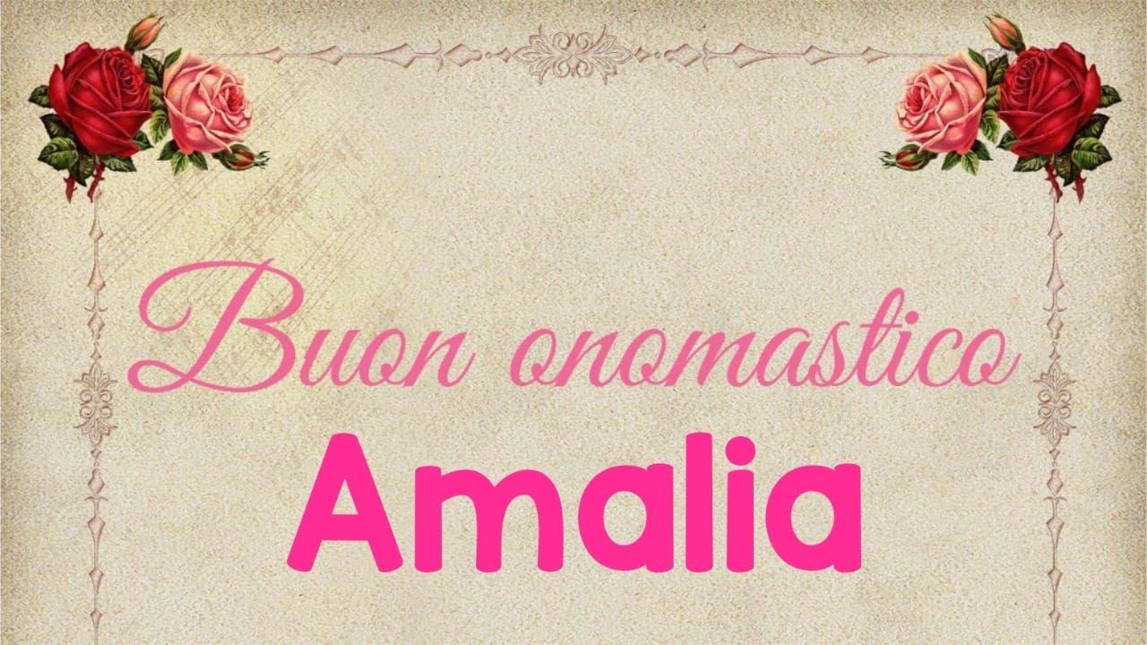 Santa Amalia: quando si festeggia? Significato del nome, frasi e immagini da inviare