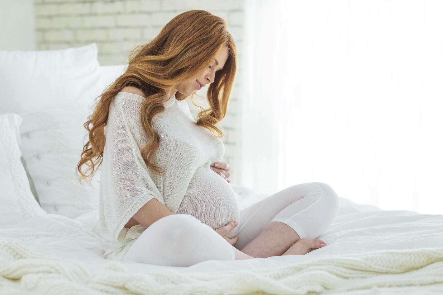 38° Settimana di Gravidanza: pancia dura, sintomi e movimenti fetali