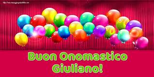 S.Giuliano san giuliano martire onomastico 9 gennaio san giuliano onomastico onomastico giuliano giuliano nome