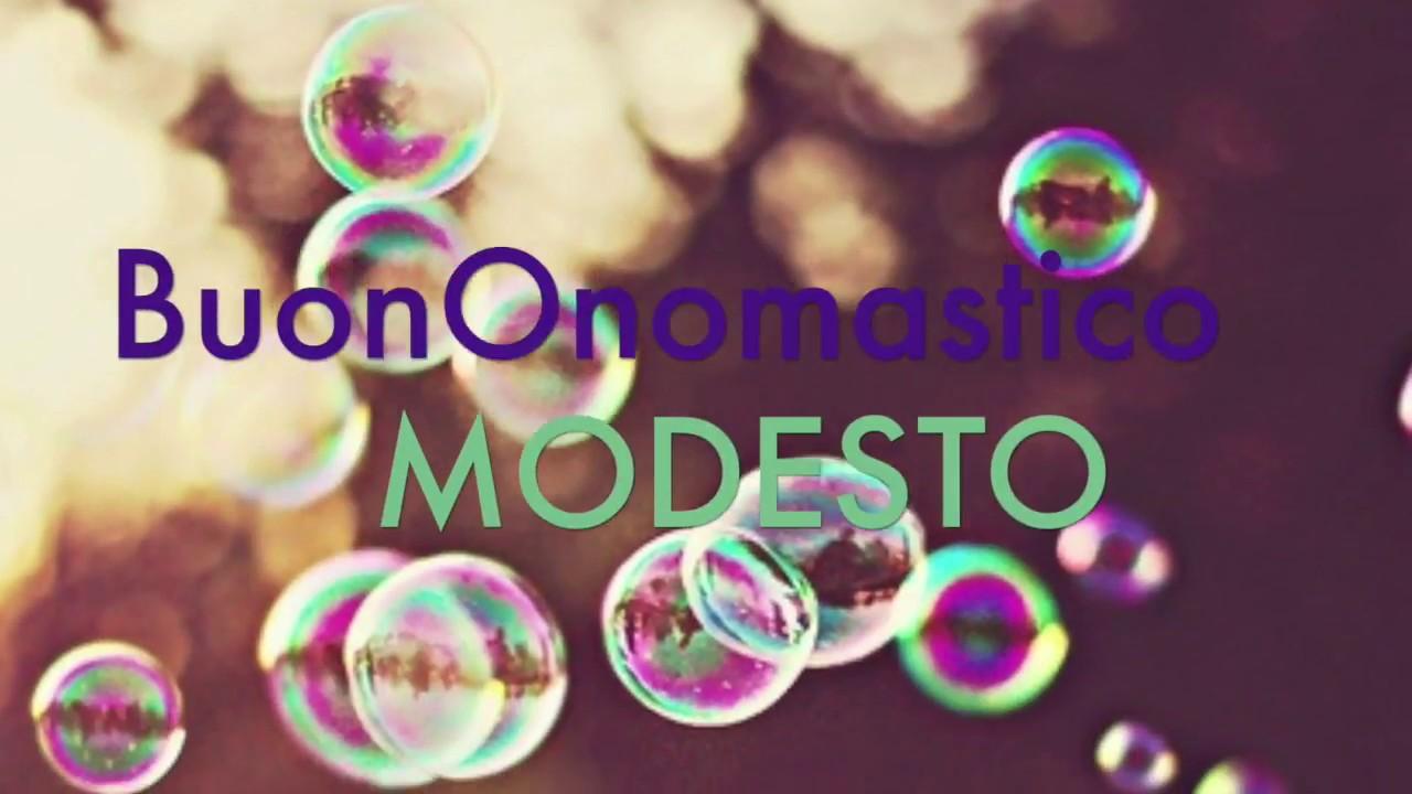 San Modesto: quando si festeggia? Significato del nome, frasi e Immagini da inviare