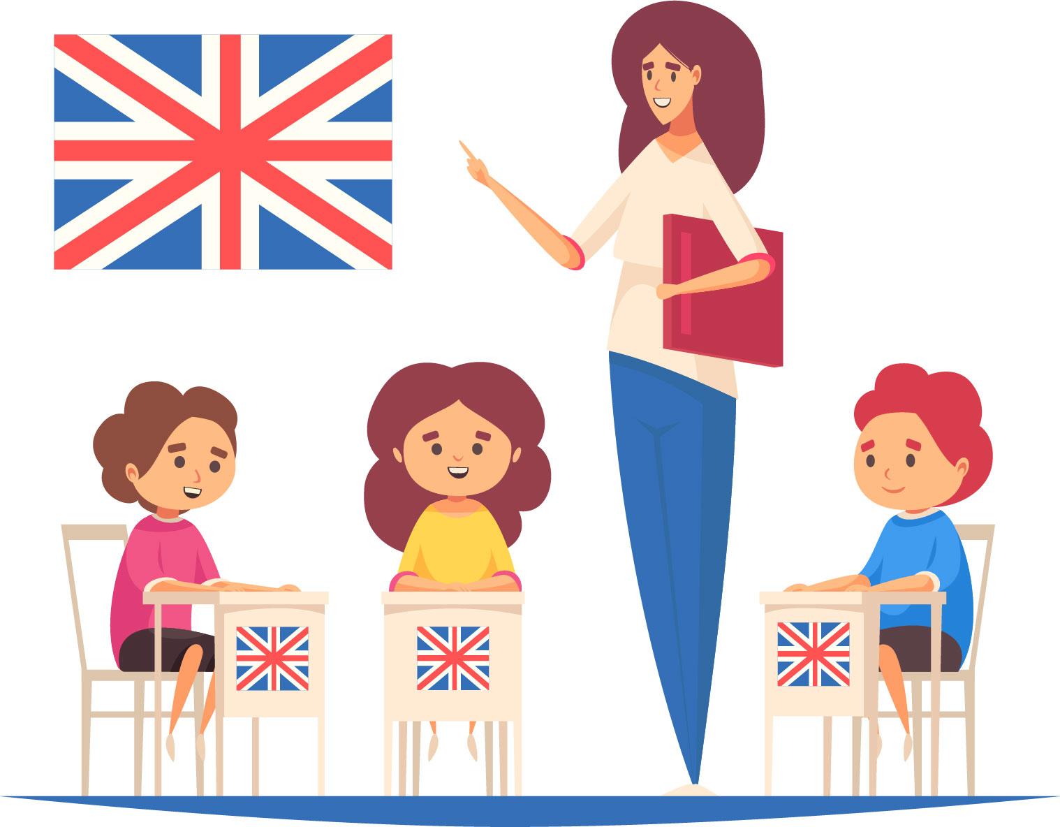 insegnare inglese ai bambini