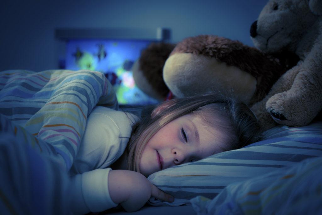 bambini dormire da soli