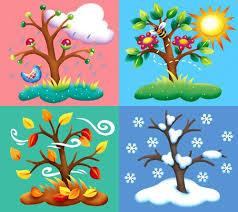 le stagioni spiegate ai bambini