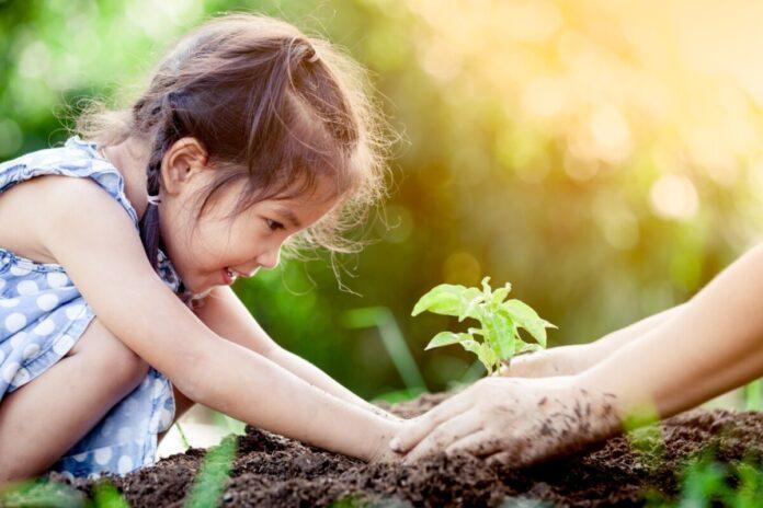 la natura spiegata ai bambini