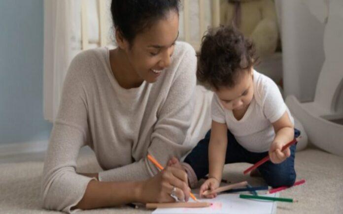 bambini e colorare